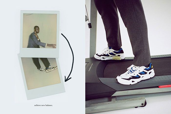 Bodega New Balance 850 Styled Treadmill