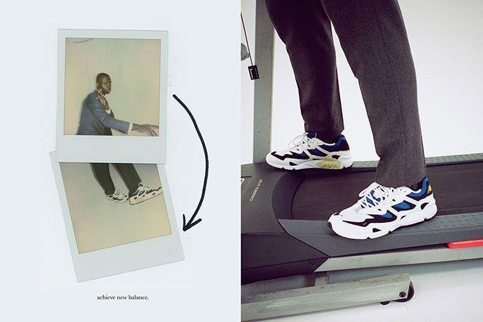 Bodega New Balance 850 Styled Treadmill