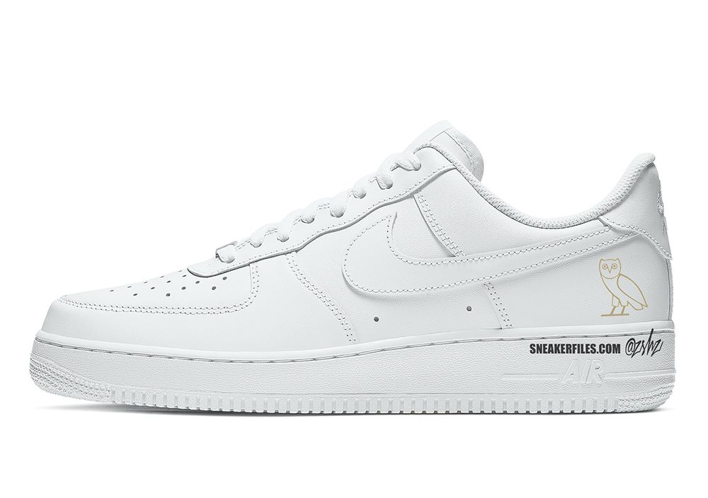 OVO Nike Air Force 1