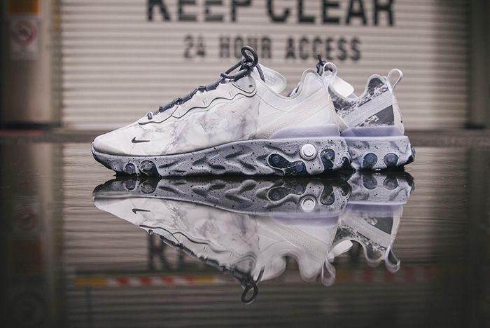 Nike Kendrick Lamar React Element Lateral Reflection