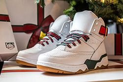 Packer Shoes X Ewing 33 Hi Christmas Collection Thumb