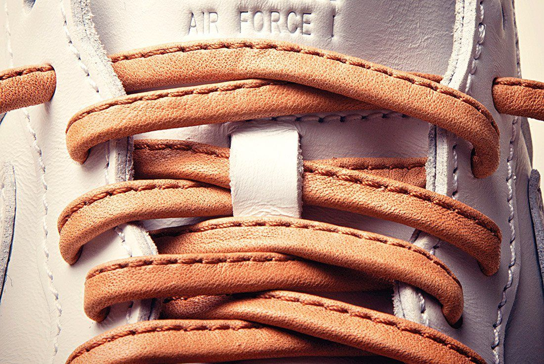 Matreial Matters Nike Leather Laces 2