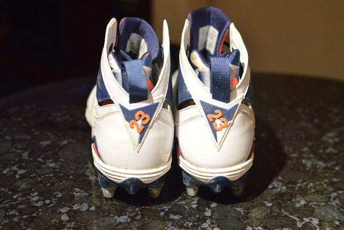 Air Jordan 7 Cleat 8