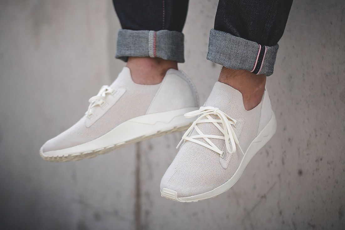 Wings And Horns Adidas Zx Flux Adv Off White 1