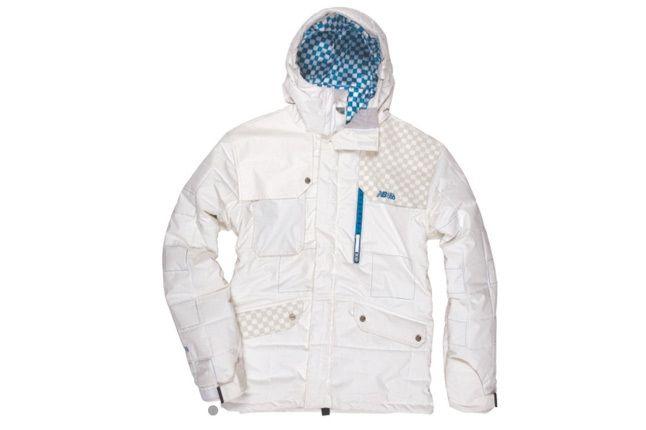 New Balance 686 Jacket White 1