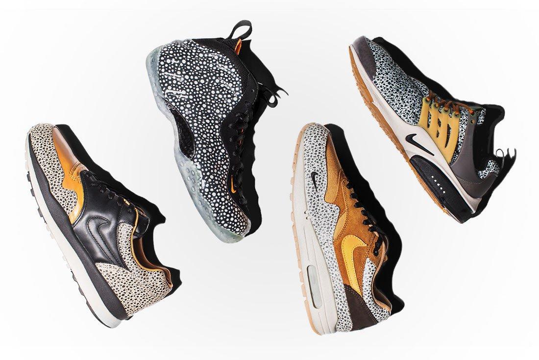 Nike Safari Story 1