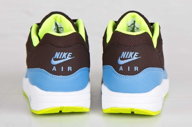 Nike Air Max 1 Baroque Brown Uni Blue 1