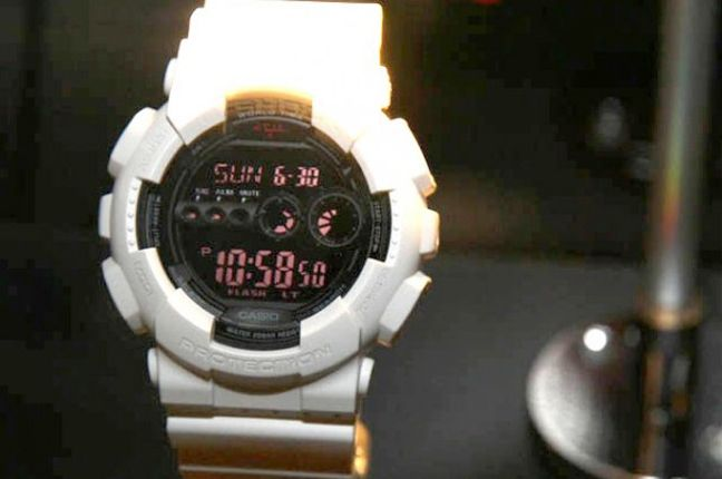 Nigel Sylvester G Shock Gd 100 Ns 7 1 1