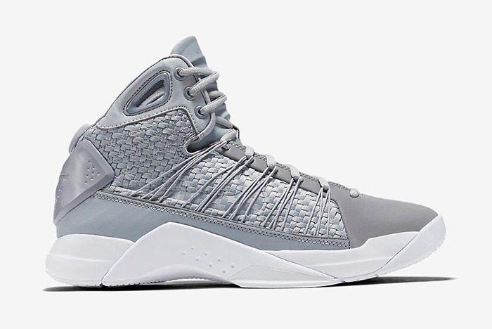 Nike Hyperdunk Lux Cool Grey 6