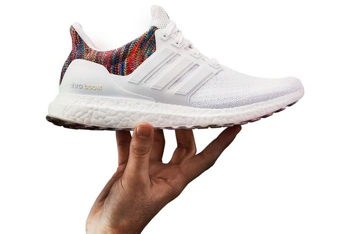 Adidas Launches Ultra Boost Customisation At Nyc Flagship Store