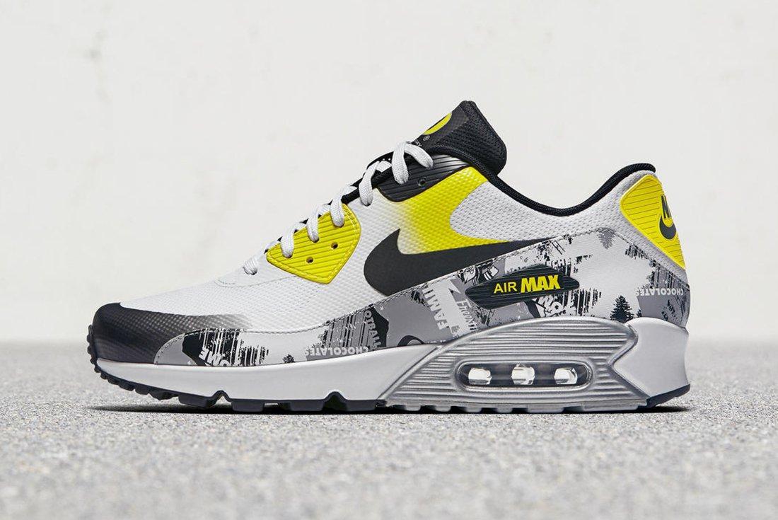 Nike Air Max 90 Doernbecher 5