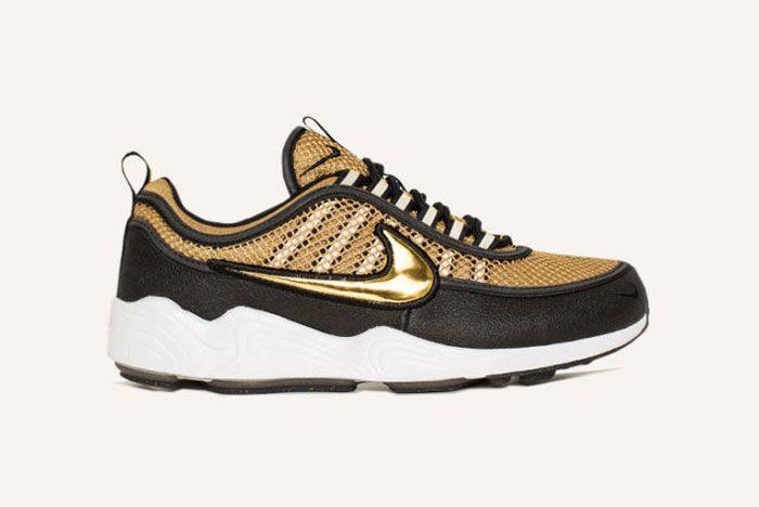 Nike Air Zoom Spiridon Gold Rush 1