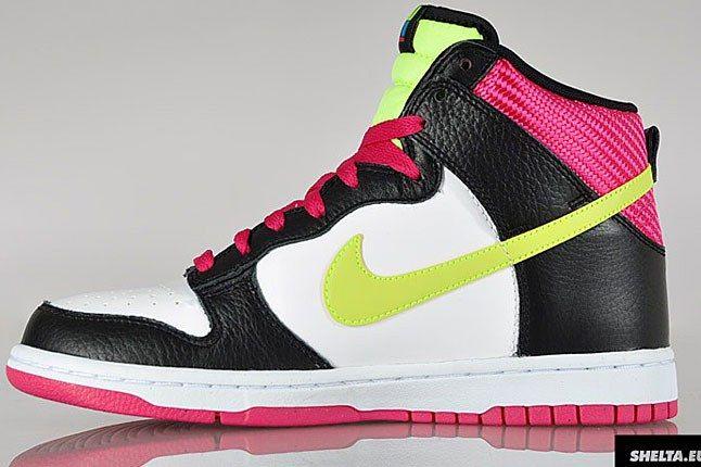Nike Dunk High London 2 2