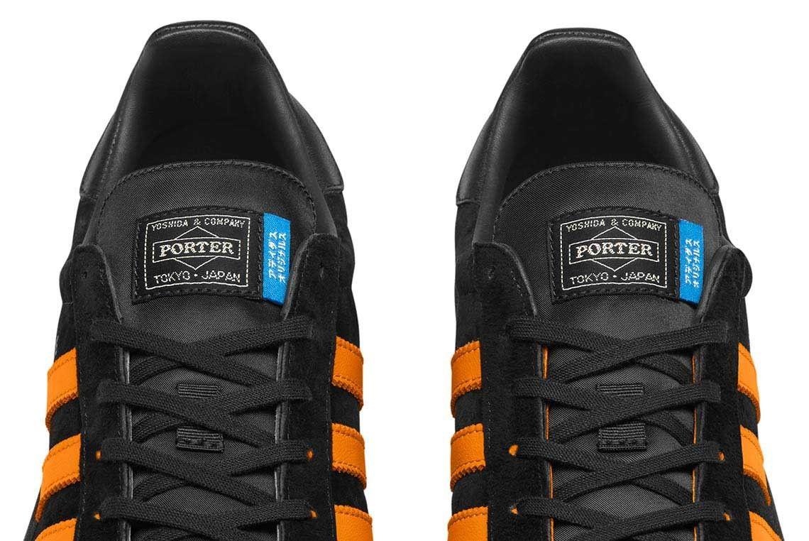 Porter Adidas Campus B28143 Sneaker Freaker