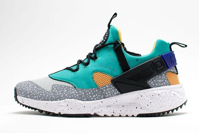 Nike Safari Grn Yllw Pack 1