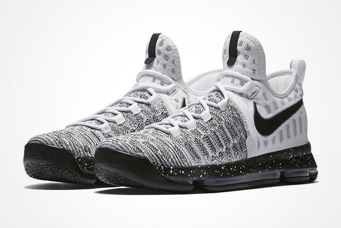Nike Zoom Kd 9 Oreo Feature