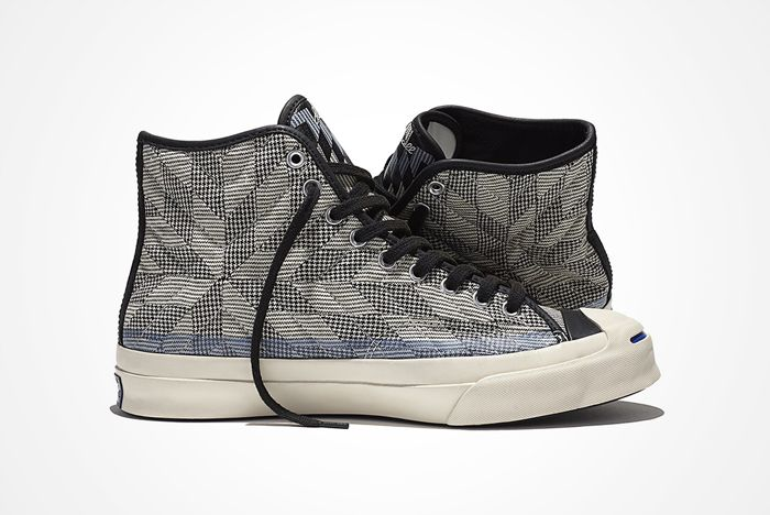 """Converse Jack Purcell Signature Mid """" Quilt"""""""