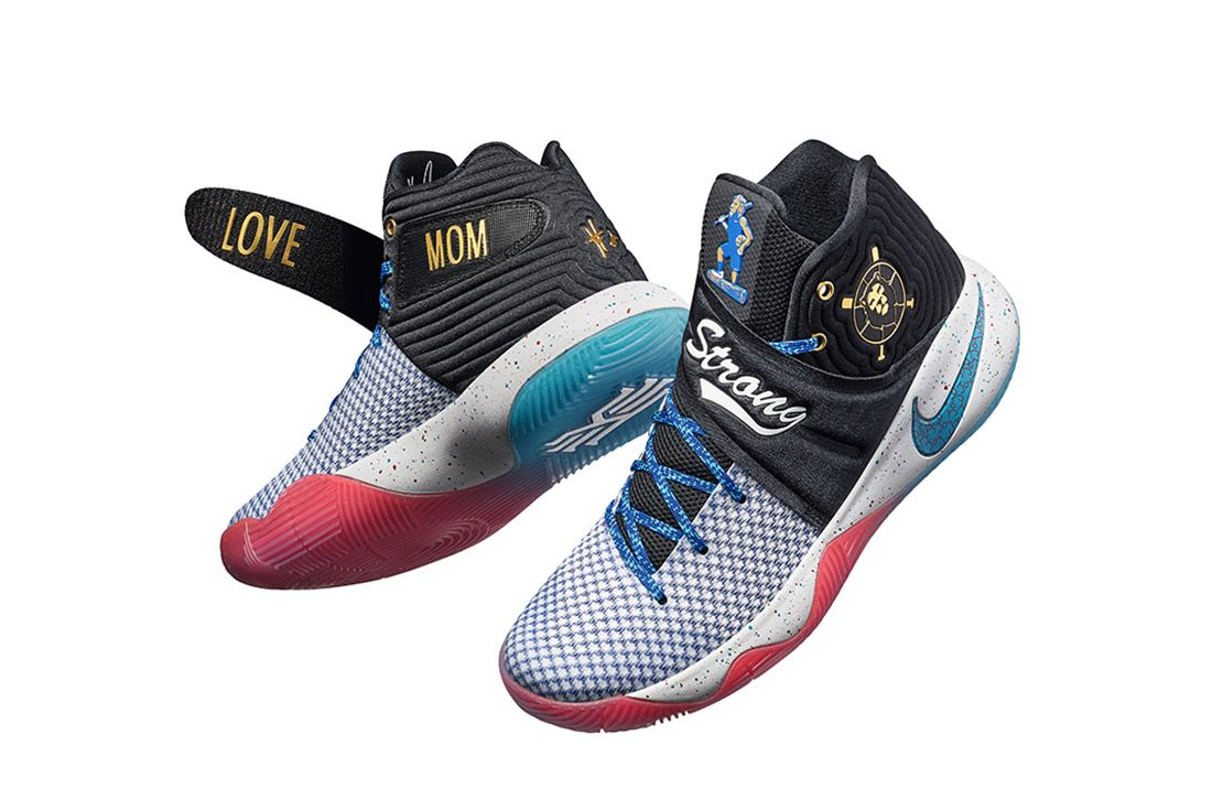Doernbecher Freestyle Collection Kyrie 2 1