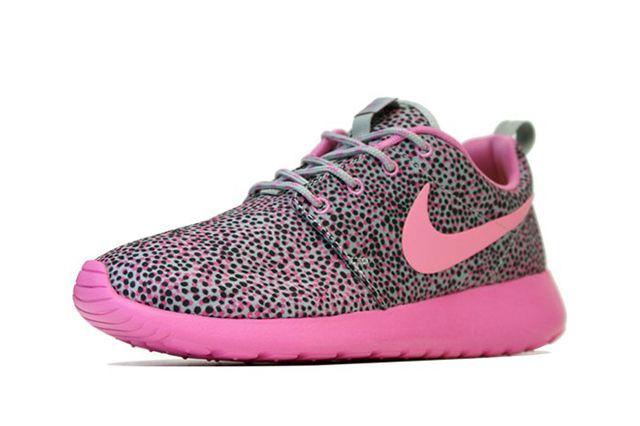 Nike Roshe Run Halftone Print Pack 4
