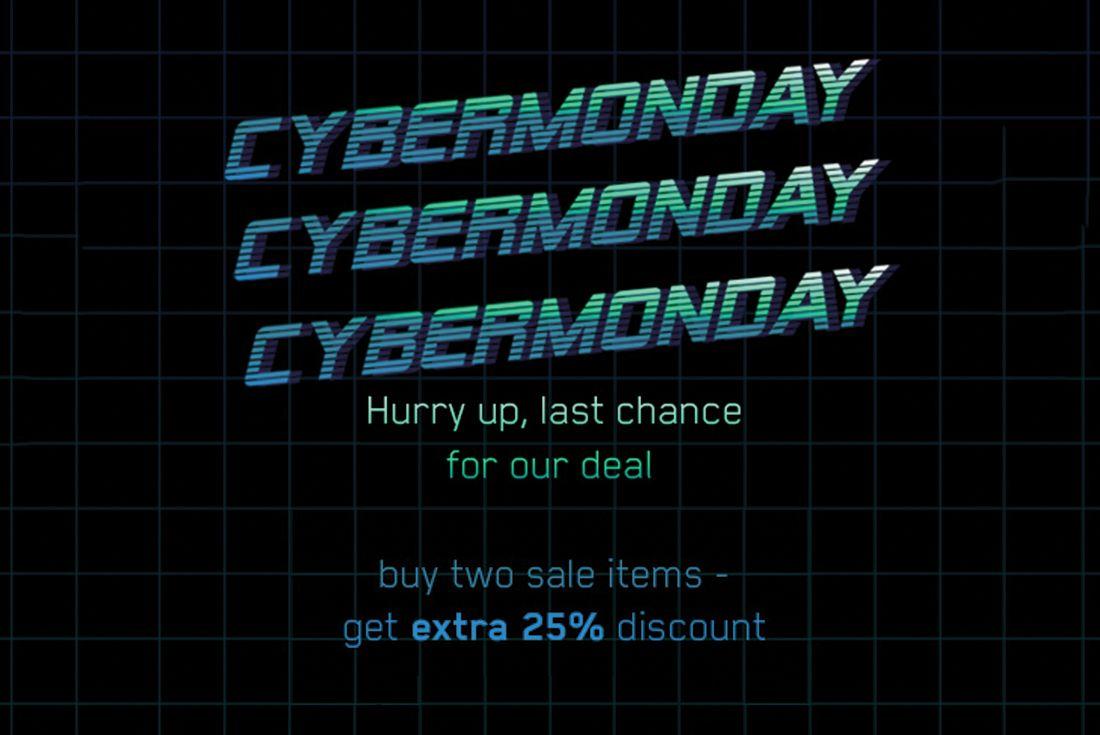 Cyber Monday Sns