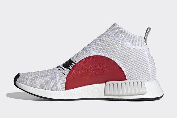Adidas Nmd City Sock Koy Fish 6