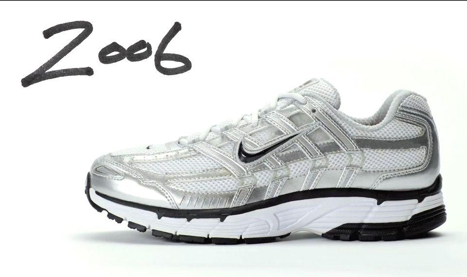 Nike Pegasus 2006