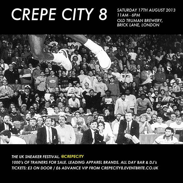 Crepe City 8