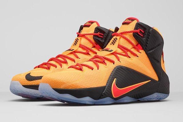 Nike Lebron 12 Witness 1