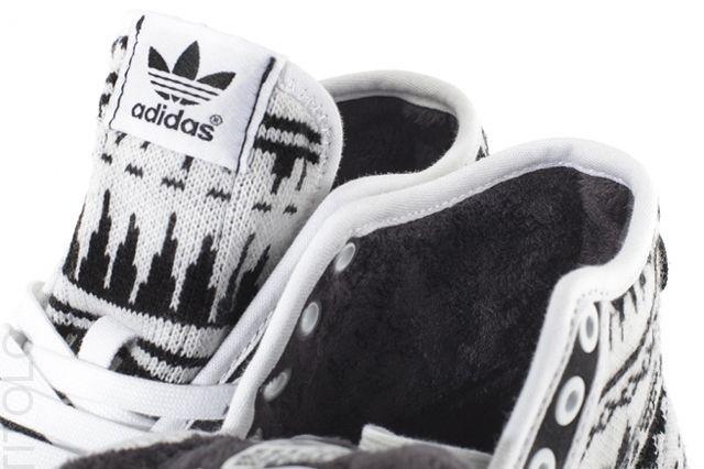 Adidas Originals Honey Hook White Black Tongue
