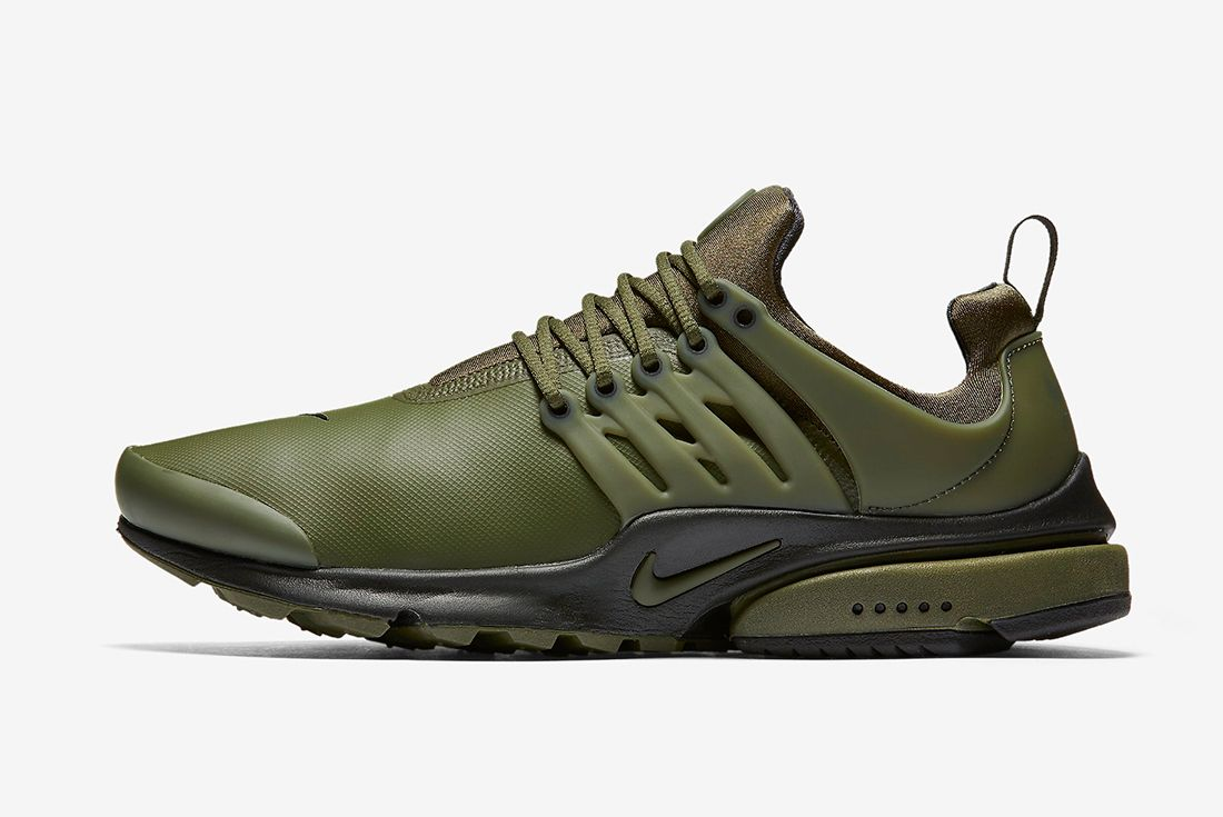 Nike Air Presto Utility Low Khaki12