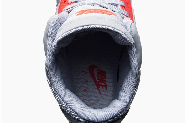 Nike Air Max 90 Sneakerboot Ice Infrared 1