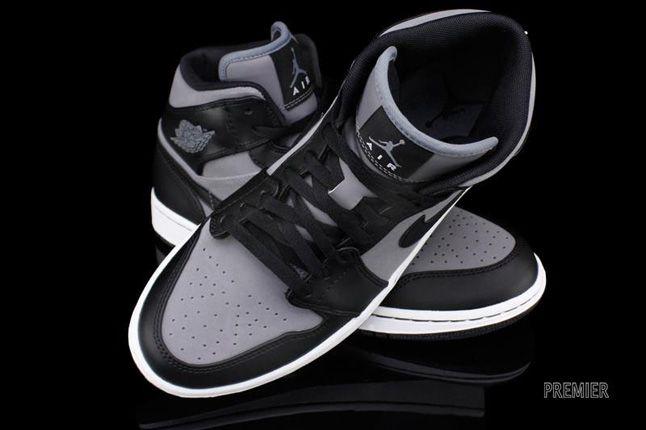 Air Jordan 1 Phat Cool Grey Black White 06 1