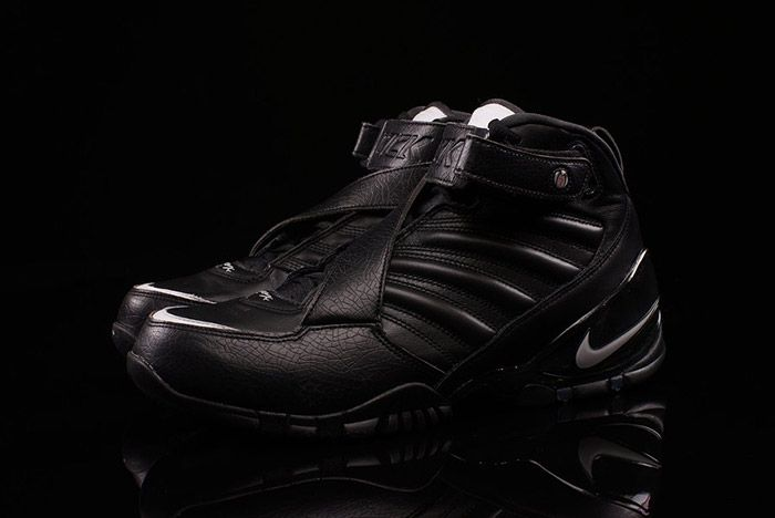 Nike Zoom Vick Iii Black 2