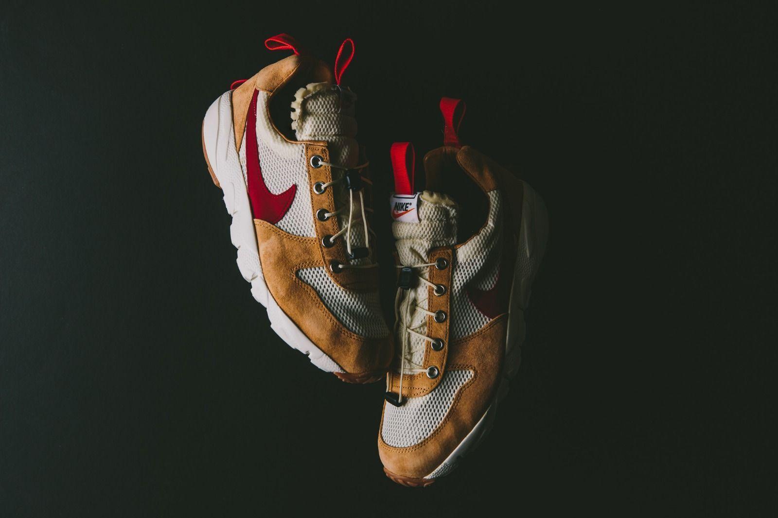 Nike Air Mars Yard 2.0 Footscape Hybrid/Air Jordan 3 Mars Yard Overshoe 'Fireproof' bespokeind