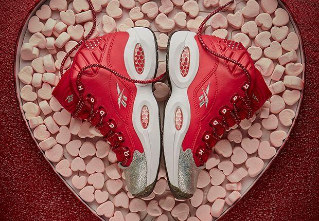 Reebok Question Mid 'Valentine's Day'
