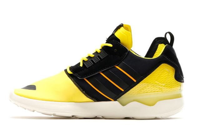 Adidas Zx 8000 Boost Bright Yellow 02