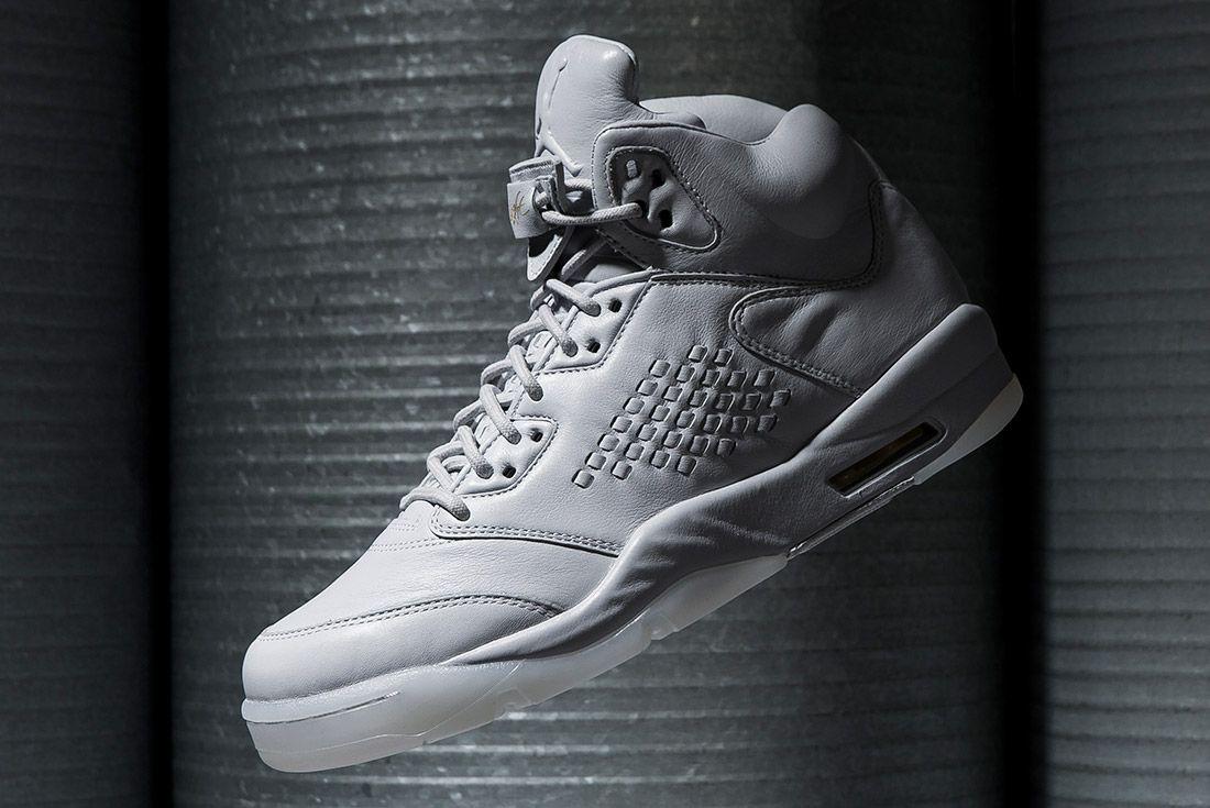 Air Jordan 5 Take Flight Pure Platinum 4