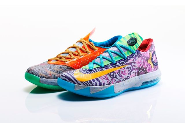 Nike What The Kd Vi 9