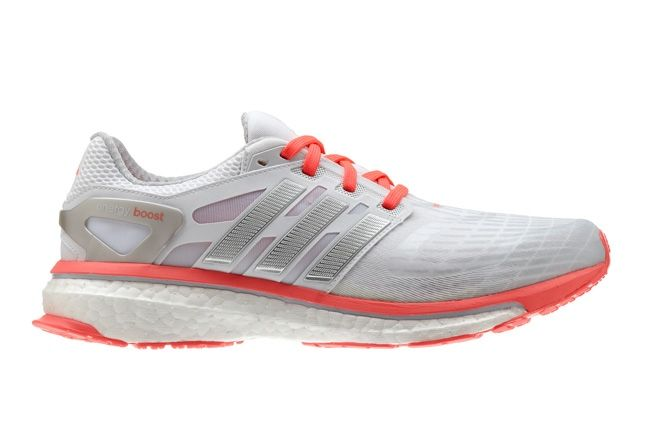 Adidas Energy Boost Summer Collection Wht Slvr Peach Profile 1