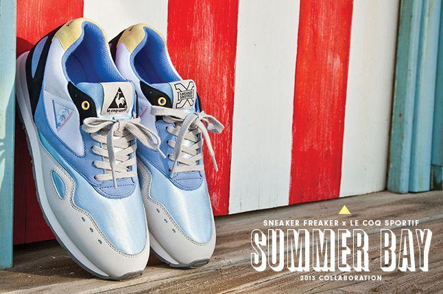 Summer Bay Sneaker Freaker Hero 1