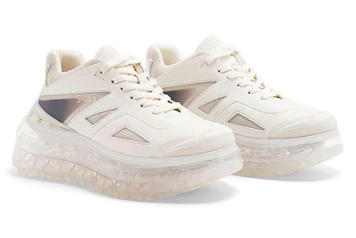 Shoe 53045 Air Bump White