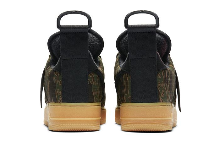 Carhartt Wip Nike Air Force 1 Low Utility Camo 5