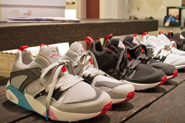 Puma Blaze Of Glory Crossover Launch 20