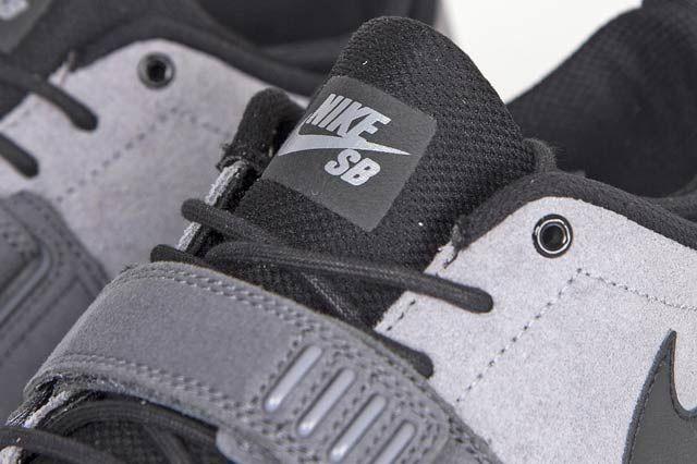 Nike Sb Trainerendor Cool Greyblackwolf Grey6