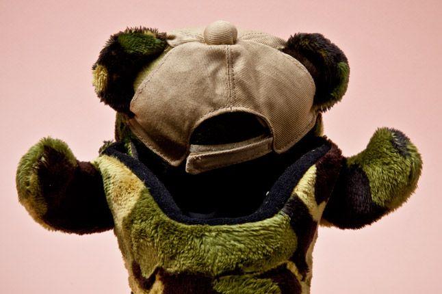 Adidas Originals Js Camo Bear Reverse 1