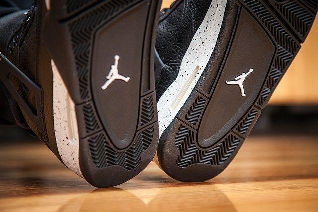 Air Jordan 4 Oreo Bumper Fl 3