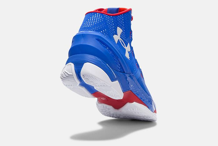 Under Armour Curry Two Providence Road4