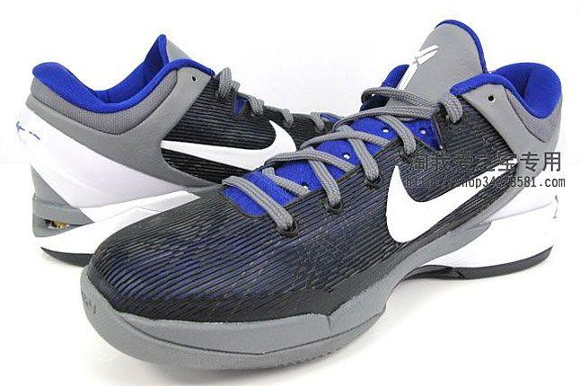 Nike Zoom Kobe 7 Grey Concord 02 1