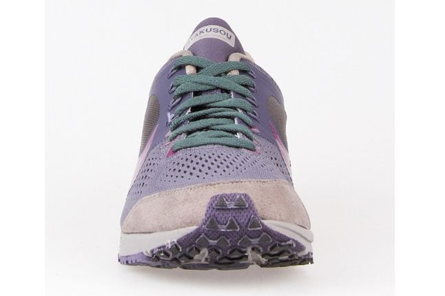 Nike Gyakusou Lunarspider 3 Violet Toe Detail 1