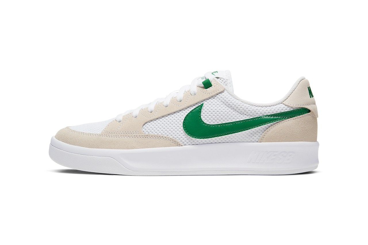 Nike SB Adversary Green Left